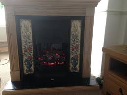 complete fireplace suite suncrest in glynneath neath port
