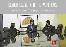 how to promote gender equality in your workplace u2013 social science