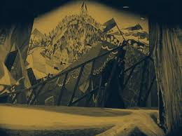 expressionism in film the cabinet of dr caligari
