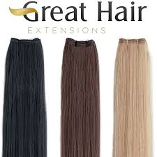 great hair extensions haarmatten great hair een weft hoge kwaliteit great