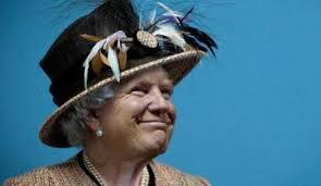 Queen Elizabeth Donald Trump The Internet Turns Queen Elizabeth Into Donald Trump