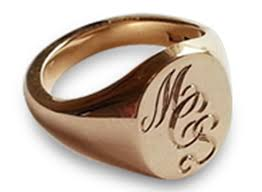 signet ring men gold signet rings engraving specialists
