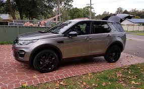 land rover discovery sport third row auto review 2017 land rover discovery sport hse td4150