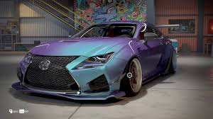 lexus is rocket bunny artstation lexus rcf rocket bunny blackpanthaa zenzoit arts