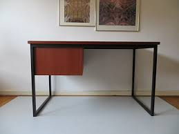 Minimalistic Desk Scandinavian Minimalist Desk 1960s For Sale At Pamono