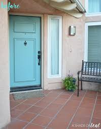 spring front door refresh with dunn edwards