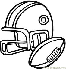 coloring pages com free printable football free printable coloring page american
