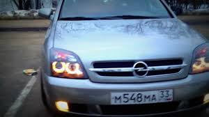 opel vectra 2003 opel vectra c depo rear front lights youtube