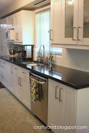 10 best melamine kitchen cabinets images on pinterest kitchen love the look of this kitchen glass cabinet