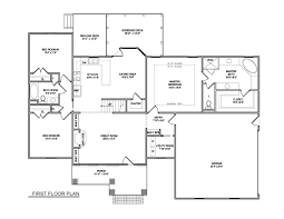 House For Plans by Four Seasons Contractors 252 462 0022 New Construction Homes