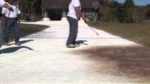 Concrete Patio Sealer Reviews by H U0026c Decorative Concrete Coatings Sherwin Williams Youtube