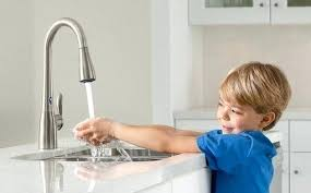 touch free faucets kitchen moen kitchen faucet free large size of kitchen free