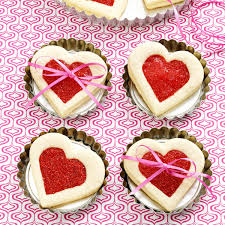 heart shaped cookies cherry filled heart cookies recipe taste of home