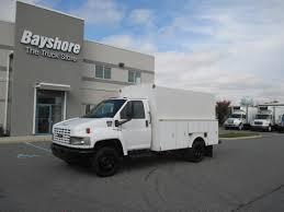 gmc semi truck service utility trucks for sale