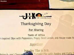 holidays around the walt disney world thanksgiving