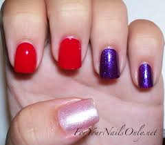 the painted nail for your nails only