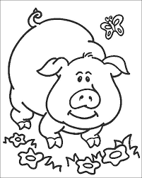 free printable preschool coloring picture free coloring pages