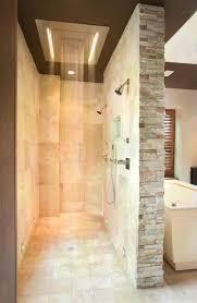 best ideas about walk through shower pinterest big bathroom rain shower ideas design