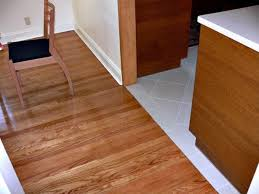 How To Tile Kitchen Floor by Two Tone Floor Laminate And Tile House Floors Pinterest