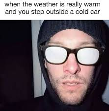 Sun Glasses Meme - 50 memes about wearing glasses that will make you laugh until your