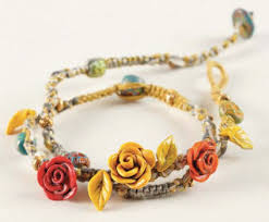 make friendship bracelet beads images Using polymer clay to make beads quarto knows blog jpg