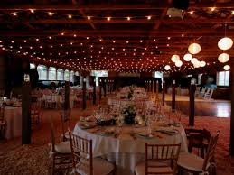 Hudson Valley Barn Wedding Hourglass Entertainment Barn Lighting String Lights Hourglass