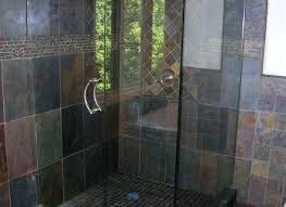 Slate Tile Bathroom Shower Bathroom Slate Tile Rabotanadomu Me