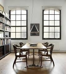 table de cuisine fix馥 au mur 91 best loft images on industrial interiors loft design