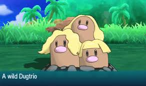 Pokeman Meme - alolan dugtrio is the latest pok礬mon to achieve meme stardom the