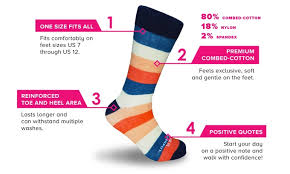 talking toes world s inspirational sock label by talking