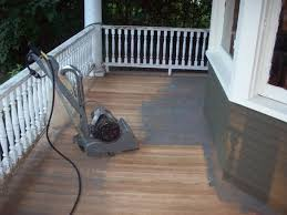 sanding exterior porches sanding your porch mn