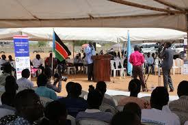 Radio Miraya Juba News Experts On World Radio Day Make Better Use Of Radio As A Tool For