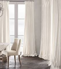 White Window Curtains 9 Décor Tricks To Guarantee A Polished Space Restoration