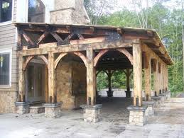 patio portico over hang by boards48 lumberjocks com