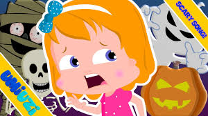 kids halloween clip art umi uzi and the halloween monsters scary songs for kids youtube