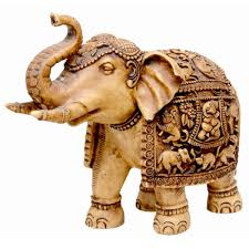 elephant statue buy handcarved from sy marble white elephant sculpture 6 inch