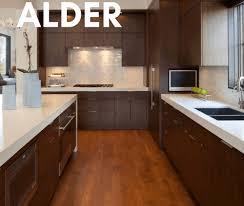 is alder wood for cabinets alder kitchen cabinets modern kitchen design mod cabinetry