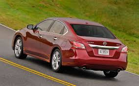 nissan altima 2015 horsepower first drive 2013 nissan altima automobile magazine
