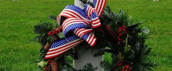 Cemetery Christmas Decorations Bouquet Memorials War Epinal Flower Decorations And Custom