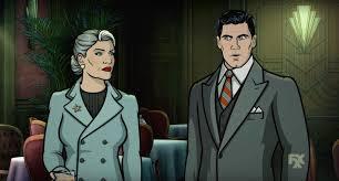 Seeking Season 1 Trailer Archer Season 8 Trailers Reveal New Noir Setting Collider