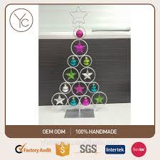 metal tabletop christmas tree metal tabletop christmas tree
