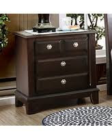 savings on furniture of america cm7682n dark cherry finish