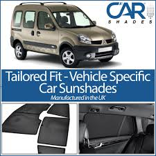 renault lebanon renault kangoo tailgate 02 08 uv car shades window sun blinds
