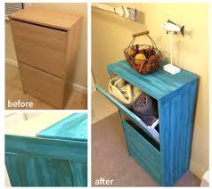 home design ikea bissa shoe cabinet hack accessories bath