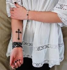 Celtic Cross Wrist - religious and christian shapes set for photoshop and elements