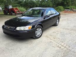 autos toyota 2001 toyota camry le berkshire used cars and car dealers used