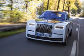 rolls royce blue interior first drive 2018 rolls royce phantom men u0027s journal