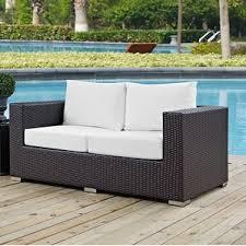 Patio Loveseat Cushion Outdoor Sofas U0026 Loveseats