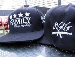 mgkg family snapback cap oh snapbacks strapbacks and 5 panel hats