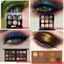 halal cosmetics wholesale shimmer and shine makeup eyeshadow